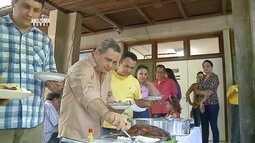 No AM, mostra gastronômica oferece pratos feitos a partir do buriti