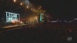 'João Rock' reúne 45 mil pessoas em Ribeirão Preto