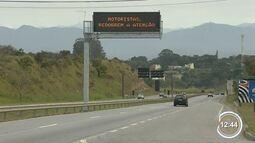 Operação inverno começa nas rodovias da região