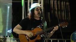 Moraes Moreira realiza show na 2ª noite do Arraiá da Capital