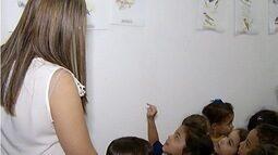 Estudantes da rede pública de Montes Claros visitam Museu Regional