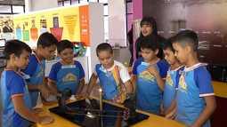 Quadro 'Câmera na Mão' mostra a programação do planetário para as férias escolares