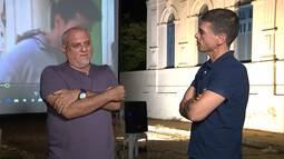 Um bate-papo com o cineasta Marcus Vilar, diretor de O Senhor do Castelo - bloco 2