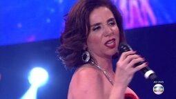 Marisa Orth canta 'Problema seu/ Você não vale nada'