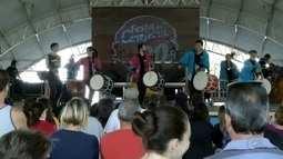 Festa da Cerejeira atrai 150 mil visitantes em três dias de evento em Garça