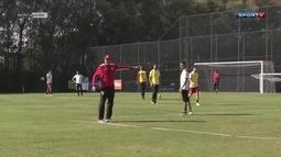 São Paulo começa a poupar jogadores pensando na semifinal da Taça Libertadores