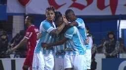 Os gols de Avaí 3 x 1 Vila Nova pela 13ª rodada da série B do Brasileirão