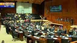 Assembleia do RS aprova lei que congela repasses em 2017