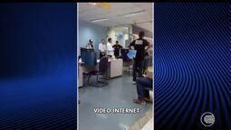 Polícia identifica um dos suspeitos do assalto ao Banco do Brasil de Amarante