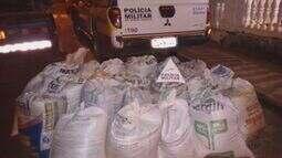 Homens são presos com 24 sacas de café roubadas na zona rural de Campos Gerais (MG)