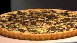 o 'É do Pará' ensina a receita da deliciosa quiche paraense
