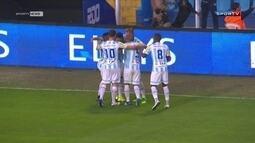 Vasco perde para o Avaí, e chega à segunda derrota seguida pela Série B