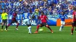 Os gols de Cruzeiro 2 x 2 Vitória pela 12ª rodada do Brasileirão 2016