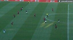 Os gols de Goiás 2x2 Atlético-GO no Serra Dourada