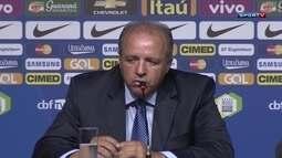 Técnico Vadão divulga lista com as convocadas para a seleção de futebol feminino