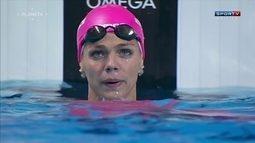 Após cair no antidoping, Yuliya Efimova é liberada para a Olimpíada