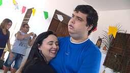 Pais de autistas se unem para enfrentar dificuldades - bloco 1