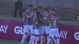 Os gols de Fluminense 2 x 0 Cruzeiro pela 15ª rodada do Brasileirão 2016