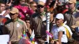 Passagem da tocha olímpica emociona nas ruas e avenidas de Sorocaba