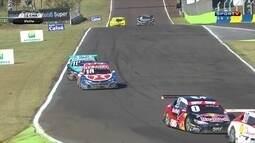 Lito Cavalcanti comenta as duas corridas da Stock Car em Cascavel