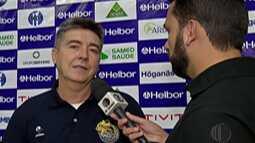 Guerrinha fala sobre o corte de Larry Taylor da seleção brasileira de basquete