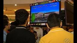 Exposição sobre videogames está aberta em shopping de Belém