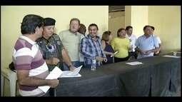 Representantes do partido Solidariedade, em Valadares, realizam convenção