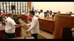 Representantes do PMDB, em Ipatinga, realizam convenção