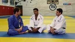 Sem vaga na Olimpíada, Luciano Corrêa e Leandro Guilheiro fazem balanço da carreira