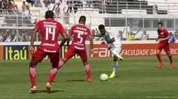 Os gols de Ponte Preta 2 x 2 Internacional pela 16ª rodada do Campeonato Brasileiro
