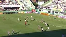 Os gols de Chapecoense 2 x 1 Botafogo pela 16ª rodada do Brasileiro