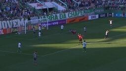 Os melhores momentos de Chapecoense 2 x 1 Botafogo pela 16ª rodada do Brasileiro