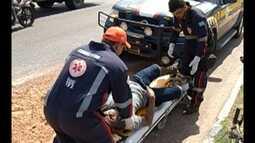 Acidentes nas estradas deixaram 10 mortos neste final de semana, no Pará