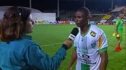 """Juninho fala sobre nova derrota do América-MG: """"Difícil"""""""