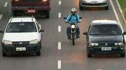 Motociclistas são flagrados cometendo irregularidades no trânsito do ES