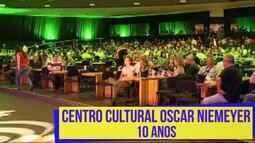 Centro Cultural Oscar Niemeyer é referência no cenário cultural