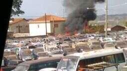 Morte de adolescente e incêndio na Transerp deixam clima tenso na zona norte de Ribeirão