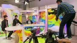 IBC vai transmitir pro mundo todas as imagens da Olimpíada