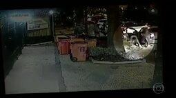 Assaltantes fazem arrastão em rua próximo a sede do Governo do RJ