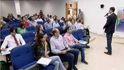 Reunião entre Ibama e Samarco, debate segurança das estruturas de barragens