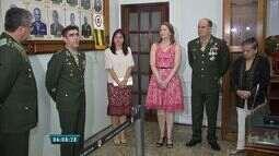 General Theophilo assume comando da 10ª Região Militar