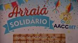 AACC em Cuiabá realiza Arraiá Solidário neste sábado