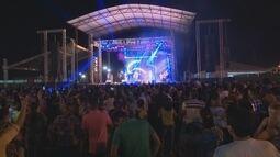 Dupla André e Felipe agita 'Noite Gospel' da Expoacre 2016