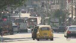Faixa exclusiva para ônibus passa a funcionar nesta segunda-feira, 1, na Av. Campos Salles