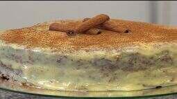 Aprenda a fazer um bolo Indiano