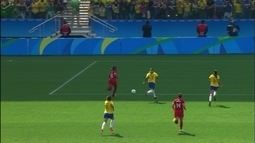 Melhores Momentos de Brasil 1 x 2 Canadá pela disputa do bronze no Futebol Feminino