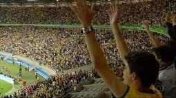 Mineirão foi palco de momentos emocionates e de histórias de superação na Olimpíada