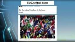 """The New York Times diz que """" É Campeão """" foi o melhor programa da Rio 2016"""