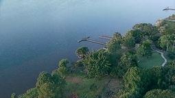 Justiça manda GDF suspender obras na orla do Lago Paranoá