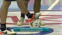 Vereadores de Cascavel aprovam projeto para mudar situação do Cascavel Futsal